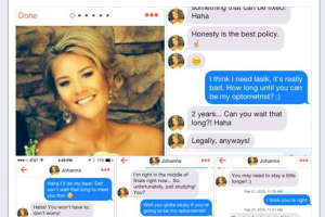 A Great Example of How to Get Her Number on Tinder