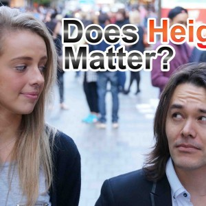 How Men Can Overcome Their Height Disadvantage…