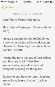 Write Her A Note- A Creative Way To Get Her Phone Number Without Risking Public Embarrasment