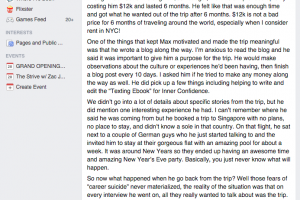 Insights From A Dude Who Quit His $$ Job at Bloomberg To Travel The World