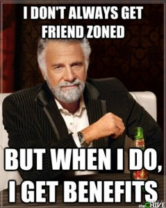 How to Use the Friend Zone to Your Advantage