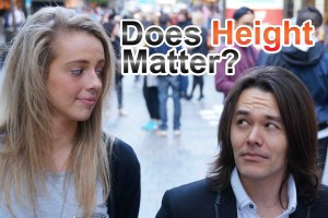 How Much Does Height Actually Matter in Dating? (Part 1)